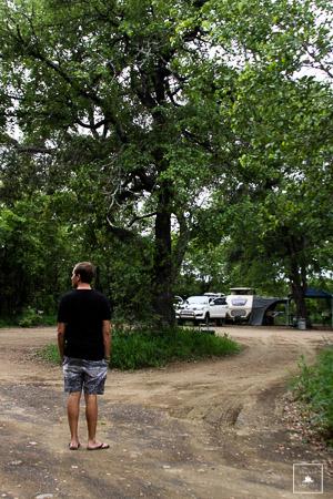 Tsendze Rustic Campsite